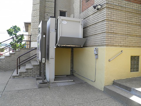 TO ACCESS THE CHURCH